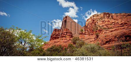Chapel of the Holy Cross - Sedona, Arizona