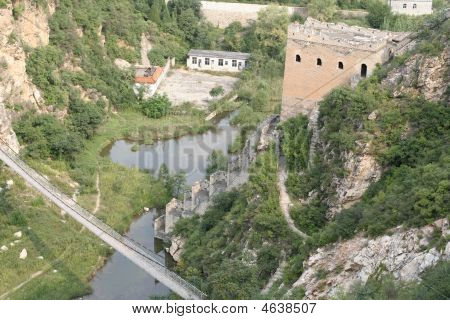 Great Wall Of Simatai