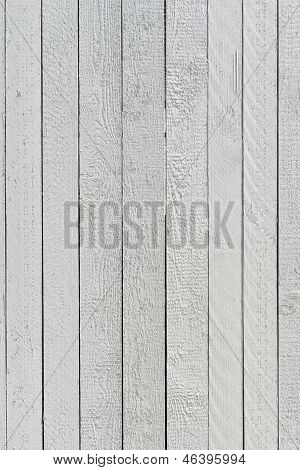 White Wooden Wall, Background Structure