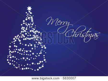 Merry Christmas, christmas vector card