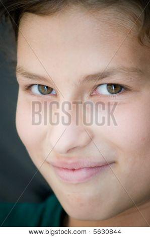 Teen Closeup
