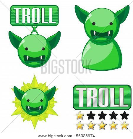 Signs For Troll