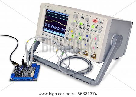 oscilloscope measurement