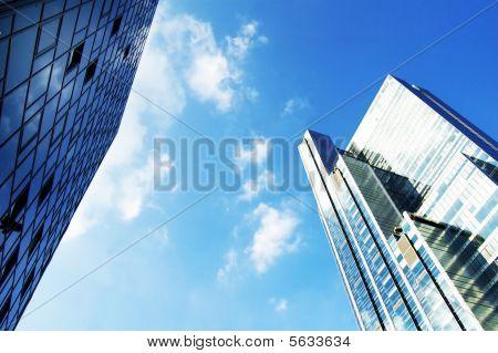 Modern High Skyscraper