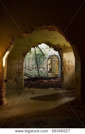 Ruins Corridor