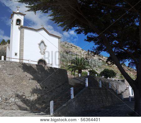 Senhora Da Graça Chapel At Porto Santo