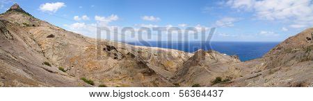 Porto Santo Geology