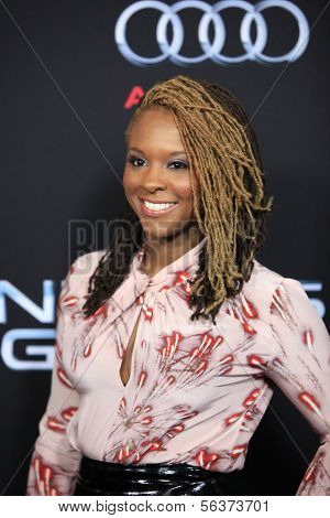 LOS ANGELES - OCT 28:  Torrei Hart at the