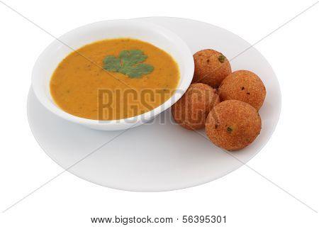 indian kofta and gravy