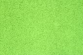Grain green paint wall background or texture poster