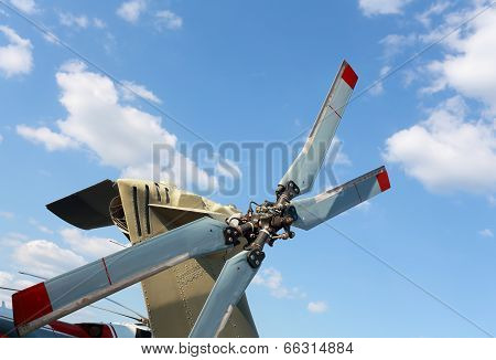 Helicopters Stabilizer