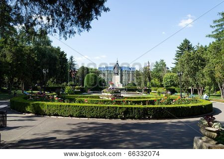 City Hall Central Park