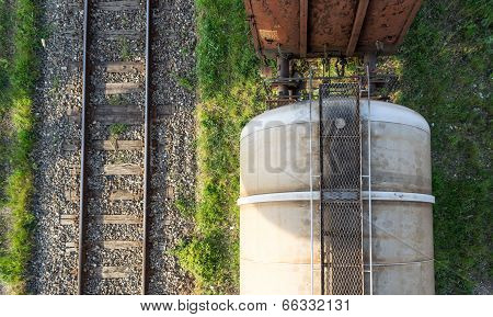 Rails And Container
