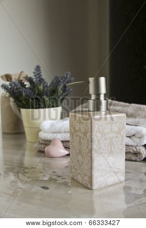 Bathroom Accessories And Pampering