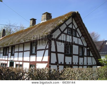 Germany's typical house