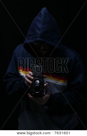 unterirdische photographe