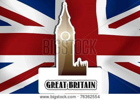 United Kingdom, Great Britain, Illustration