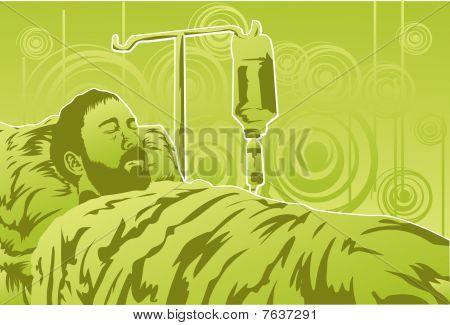 Bedrest Is The Best Treatment For An Illness