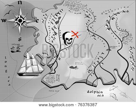 Fantasy Map Treasures