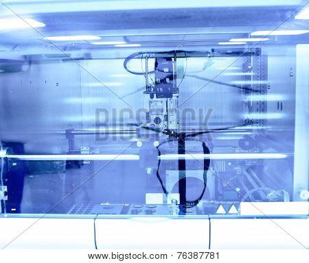 Laboratory Machine