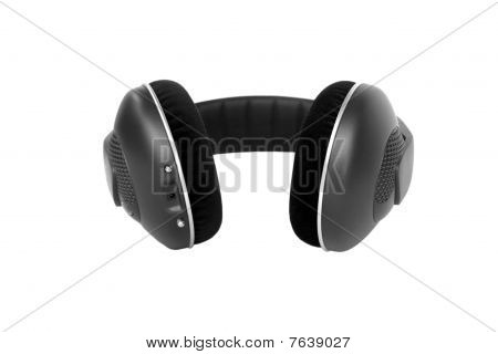 Hi-fi Wireless Headphones Isolated