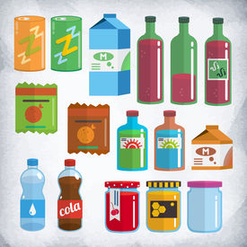 Bottles And Packing Kit