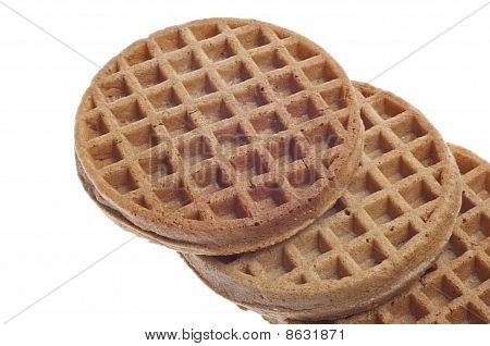 Breakfast Whole Wheat Waffles