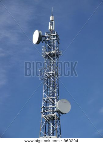 GSM tower technology