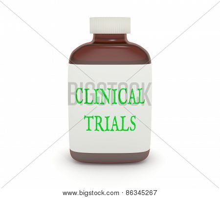 Clinical Trial Pills