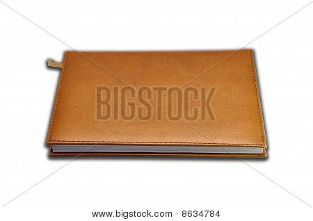 Gold Color Notebook