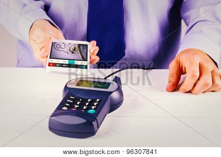 website design against mobile payment