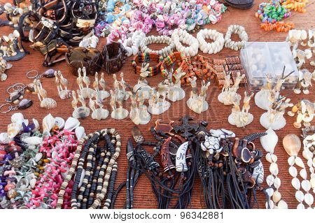 Roadside Toy Stall