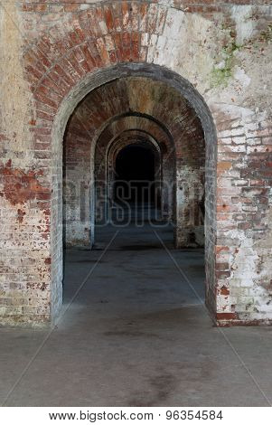 Corridors With Arches