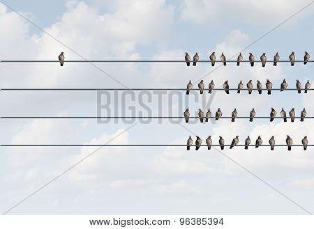 Individuality Symbol