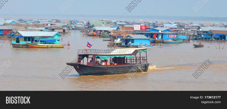 TONLE SAP CAMBODIA Image & Photo (Free Trial) | Bigstock