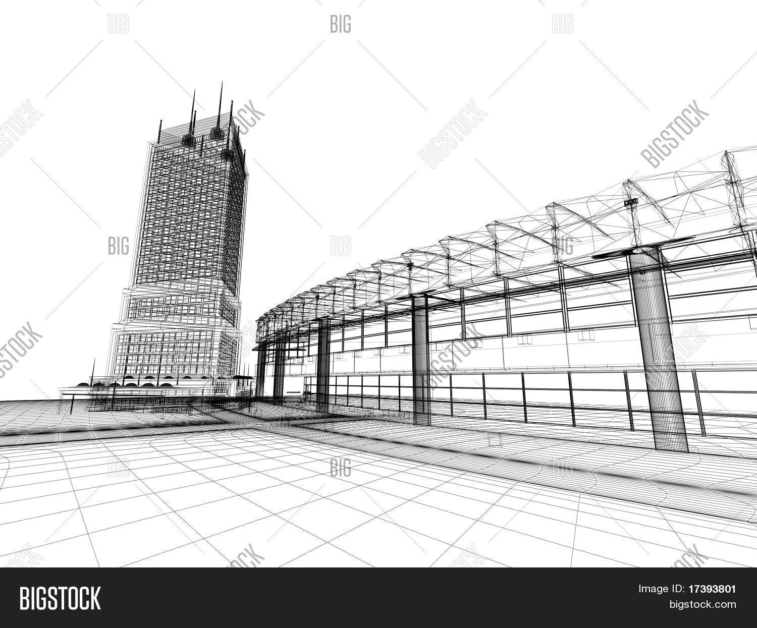 Graphic Image Building Image & Photo (Free Trial) | Bigstock