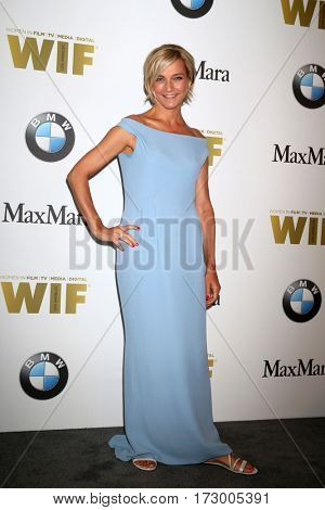 LOS ANGELES - JUN 15:  Nicola Maramotti at the Women In Film 2016 Crystal and Lucy Awards at the Beverly Hilton Hotel on June 15, 2016 in Beverly Hills, CA