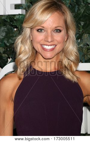 LOS ANGELES - OCT 10:  Tiffany Coyne at the CBS Daytime #1 for 30 Years Exhibit Reception at the Paley Center For Media on October 10, 2016 in Beverly Hills, CA