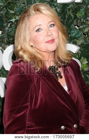 LOS ANGELES - OCT 10:  Melody Thomas Scott at the CBS Daytime #1 for 30 Years Exhibit Reception at the Paley Center For Media on October 10, 2016 in Beverly Hills, CA