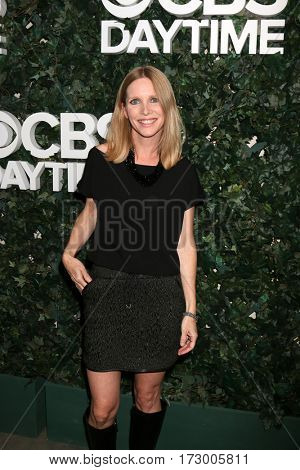 LOS ANGELES - OCT 10:  Lauralee Bell at the CBS Daytime #1 for 30 Years Exhibit Reception at the Paley Center For Media on October 10, 2016 in Beverly Hills, CA