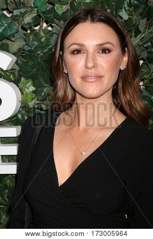 LOS ANGELES - OCT 10:  Elizabeth Hendrickson at the CBS Daytime #1 for 30 Years Exhibit Reception at the Paley Center For Media on October 10, 2016 in Beverly Hills, CA