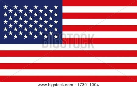american flag, A background illustration of an american flag