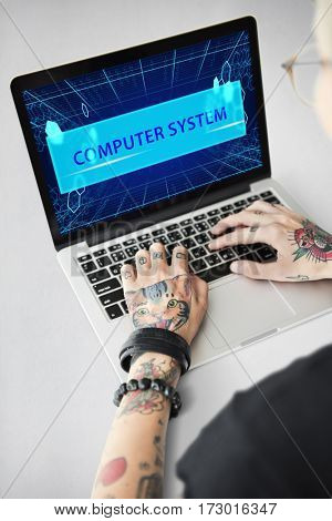 Computer System Innovation Digital