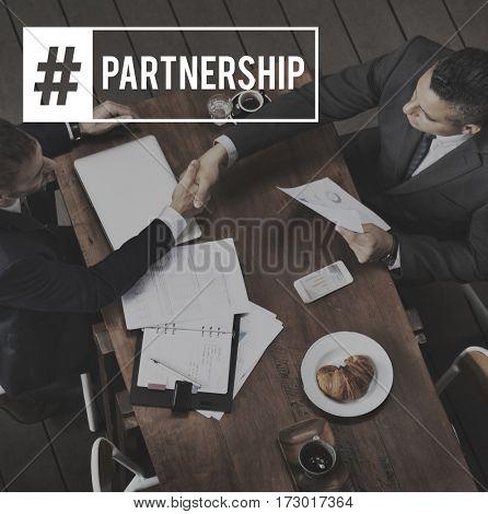 Deals Negotiation Partnership Corporate Business