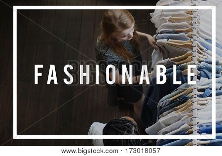 Dress Up Fashion Style Icon