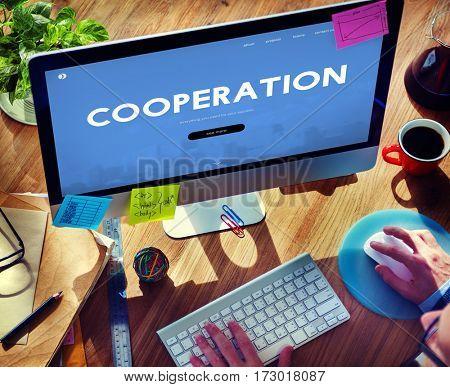 Cooperation Organization Unity Association Business