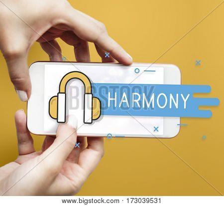 Audio Tune Harmony Media Entertainment Graphics