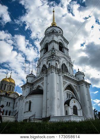 White Stone Church, Vladimir, Russia