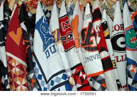 Universiteit vlaggen