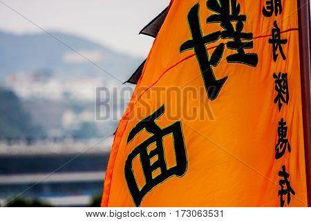 Dragonboat Racing Flag